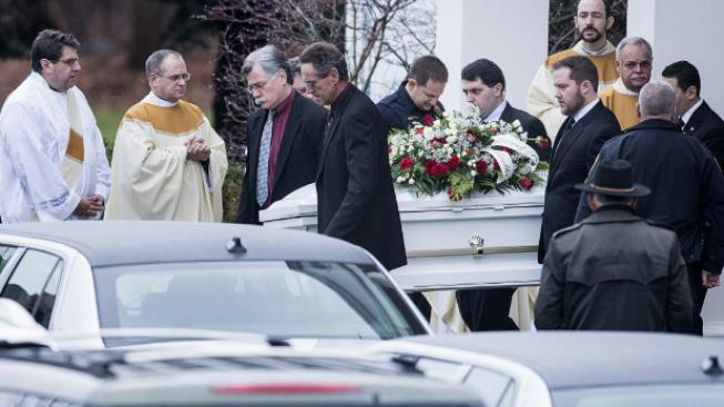 Pohřeb v Newtownu