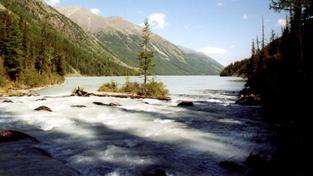 Sibiř (ilustrační fotografie)