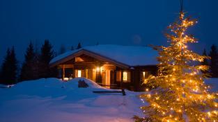 Vánoce (ilustrační fotografie)