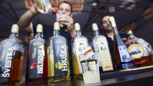 Alkohol (ilustrační foto)