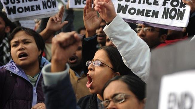 Protesty v Indii