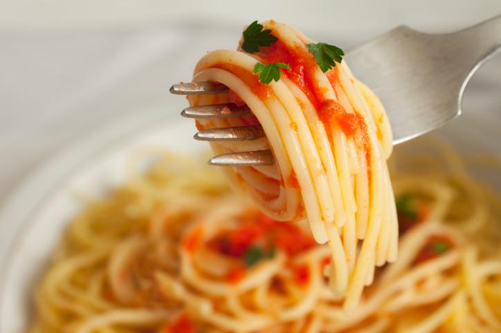 Italská kuchyně - to nejsou jen špagety
