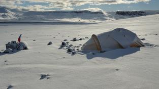 Expedice na Antarktidě