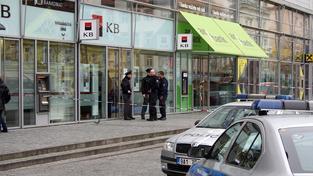 Přepadení banky