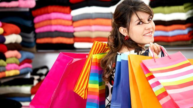 Nakupování po Vánocích