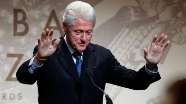 Hillary Clinton kouření