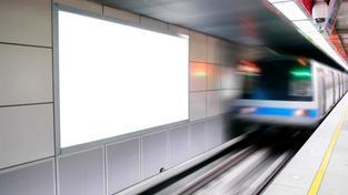Stanice metra (ilustrační foto)