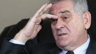 Tomislav Nikolic, srbský prezident.