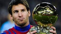 Messi pokořil další rekord. Zlatý míč získal počtvrté za sebou