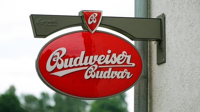 Budweiser Budvar.