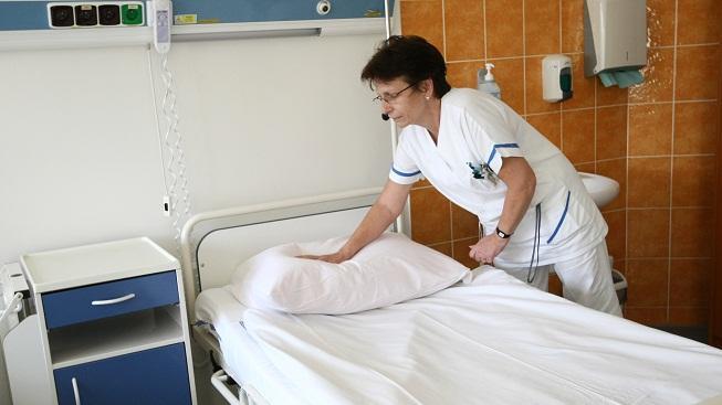 Chřipková epidemie v nemocnici