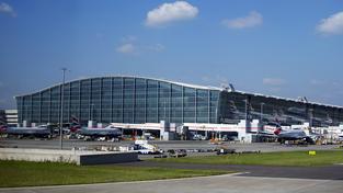 Letiště Heathrow (ilustrační fotografie)