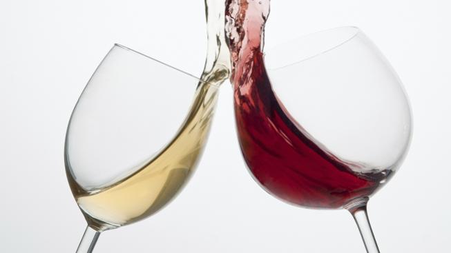 Víno (ilustrační foto)