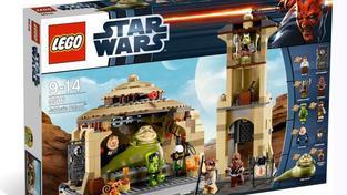 Lego Star Wars, Jabbův palác.