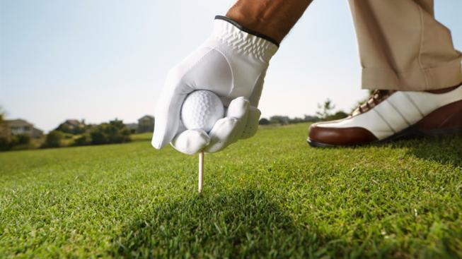 Golf (ilustrační foto)