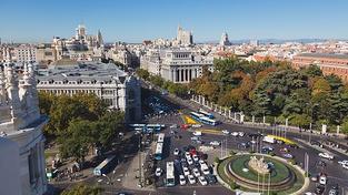 Madrid, Španělsko