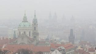 Smog (ilustrační foto)