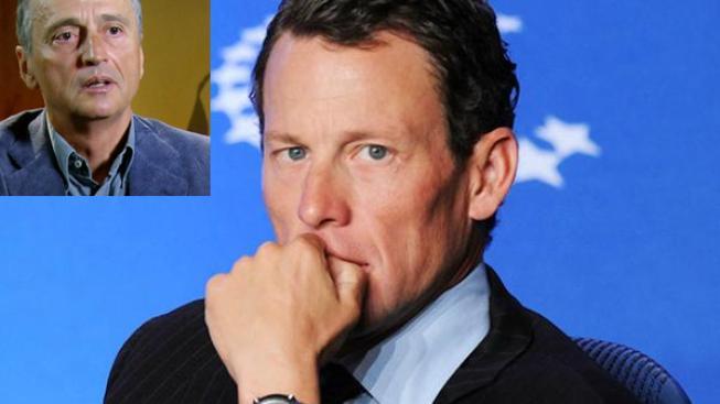 Lance Armstrong, lékař Michele Ferrari