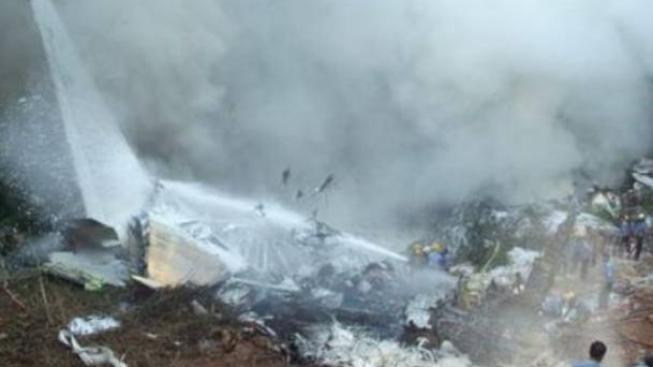 Letecké neštěstí v Kazachstánu