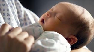 Novorozenec (ilustrač. foto)