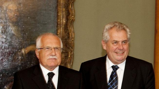 Klaus a Zeman