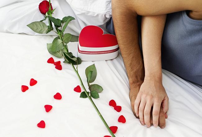 Oslavte Valentýn spontánně!