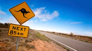 Austrálie (ilustrační fotografie)