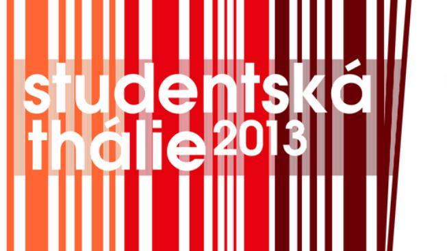 Studentská Thálie 2013