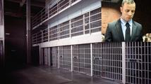 Pistorius má ve vazbě peklo: Bydlí s nejtvrdšími zločinci, spí na zemi