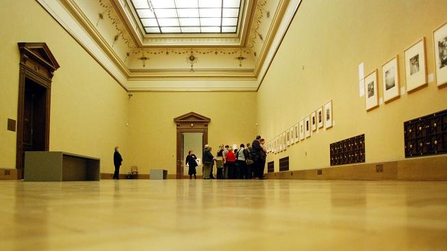 Galerie Rudolfinum (ilustrační foto)