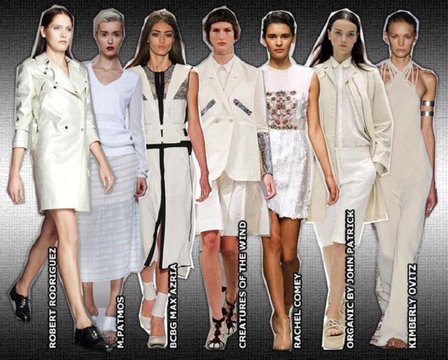 Jarní trendy 2013