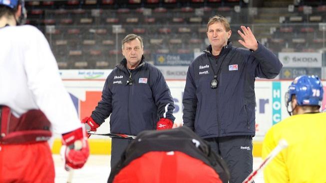 Alois Hadamczik (vpravo)