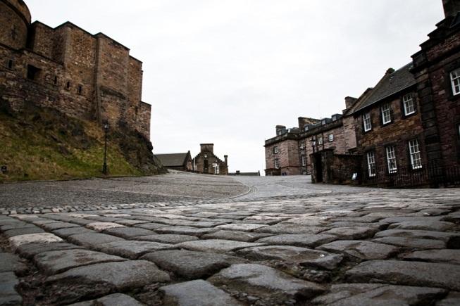 Edinburgská část Královská Míle