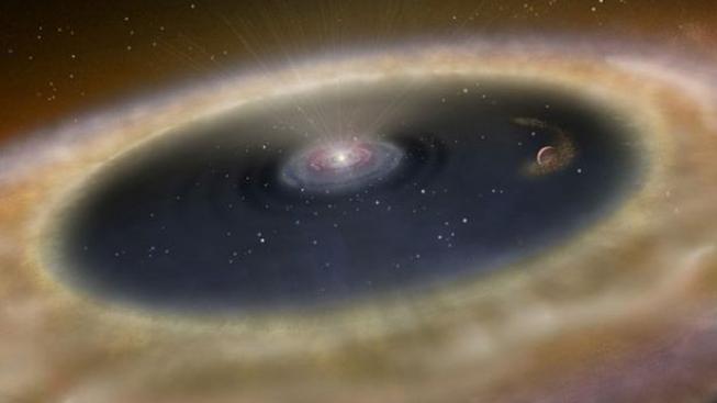 Zrod nové planety