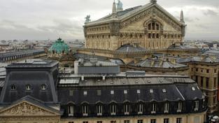 Opera Garnier, Paříž