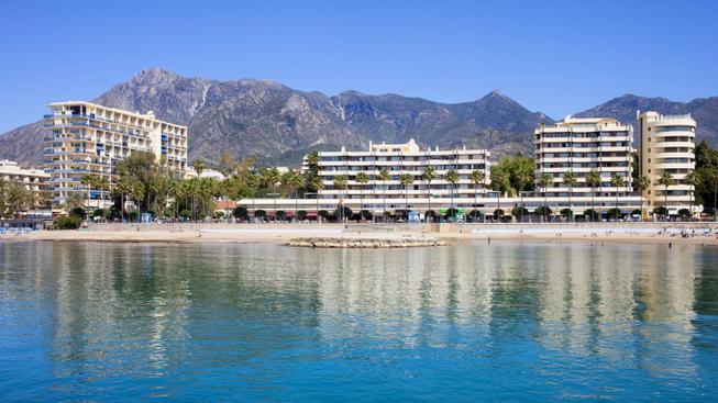 Marbella, Španělsko