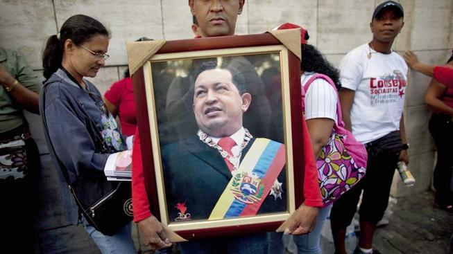 Hugo Chávez podlehl rakovině
