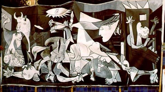 Jaké je tajemství světoznámého obrazu Pabla Picassa Guernica?