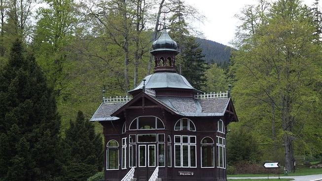 Karlova studánka (ilustrační fotografie)