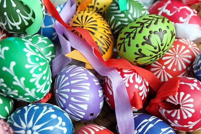 Víte, proč se některé velikonoční kraslice barvily načerno?