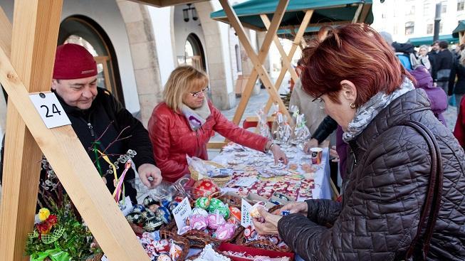 Velikonoční trhy v Olomouci