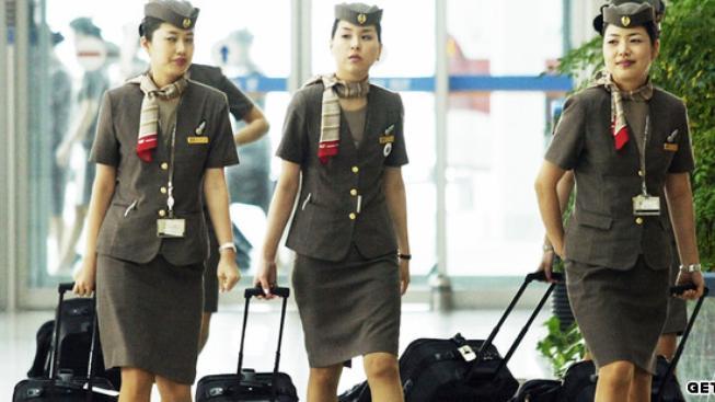 Letušky společnosti Asiana