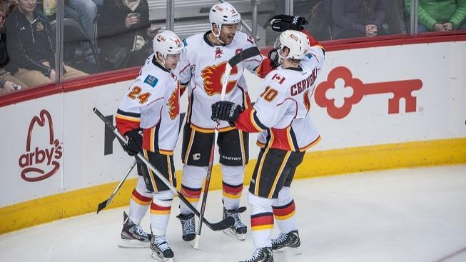 Hráči Calgary Flames