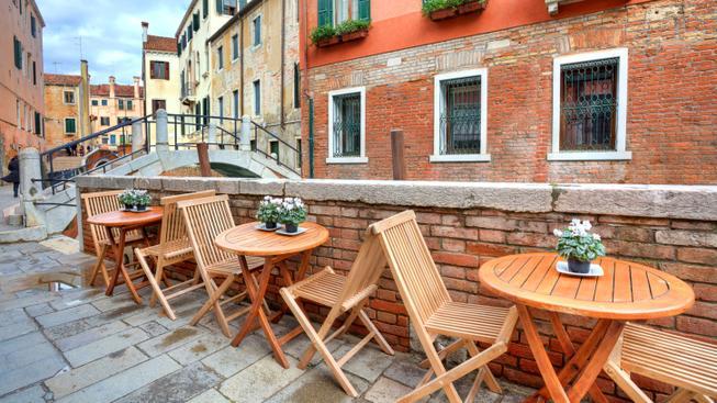 Restaurace, Řím
