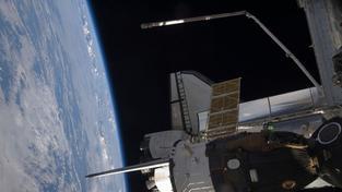 Kosmická loď (ilustrační foto)