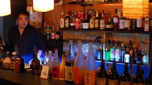 Budhistický koktejl bar