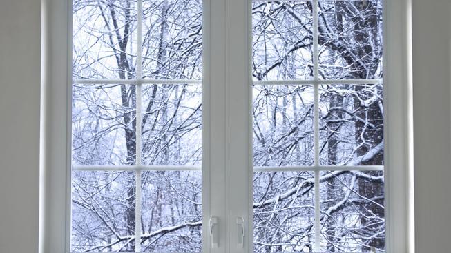 Okno (ilustrační fotografie)