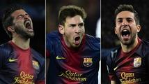 Barcelona v nastavení ztratila výhru v Paříži, Bayern nezaváhal