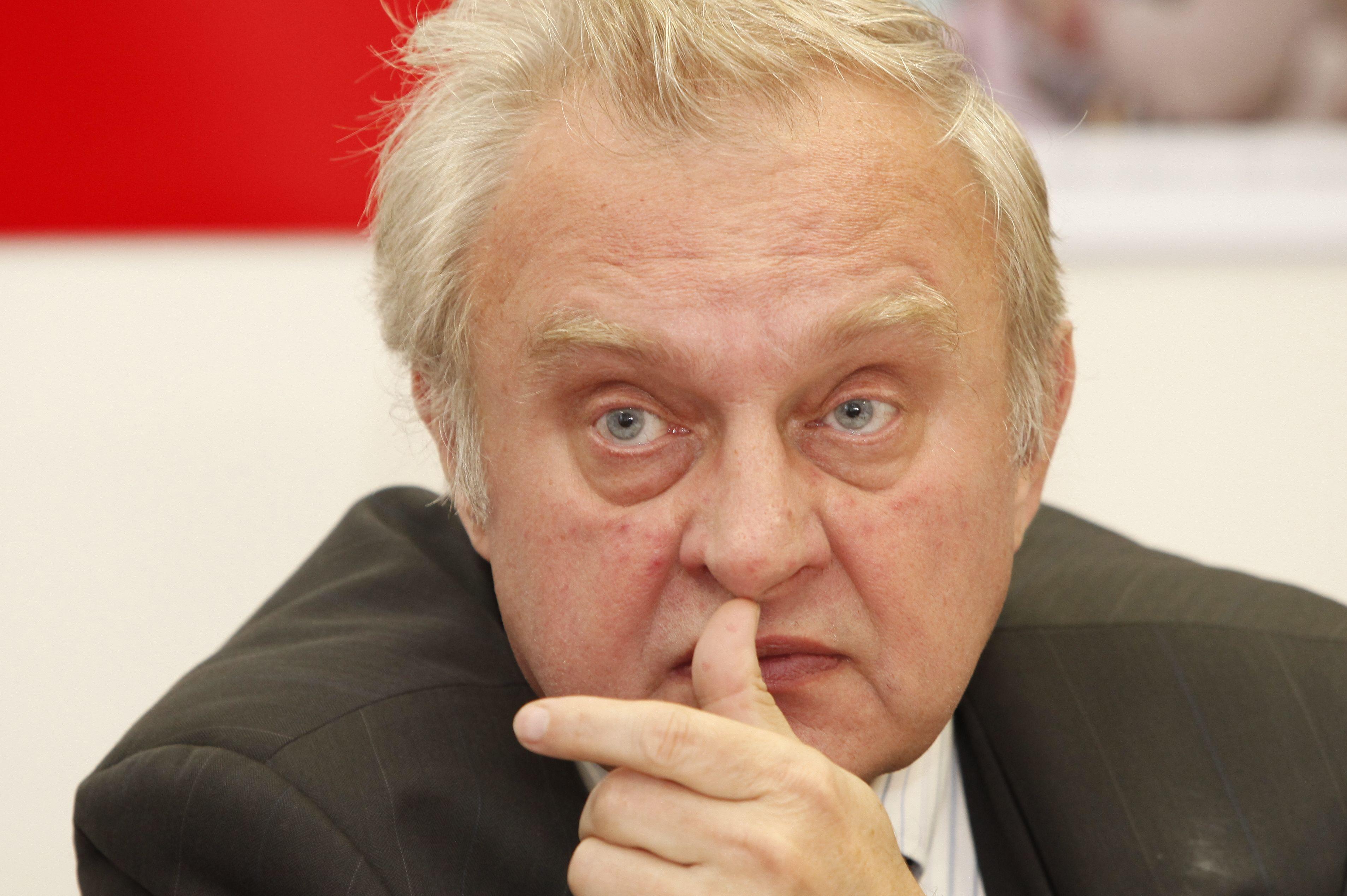 Komunista Ransdorf v ČT natvrdo: Havlovi kamarádi zničili zemi