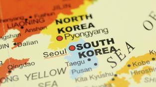 Severní a Jižní Korea